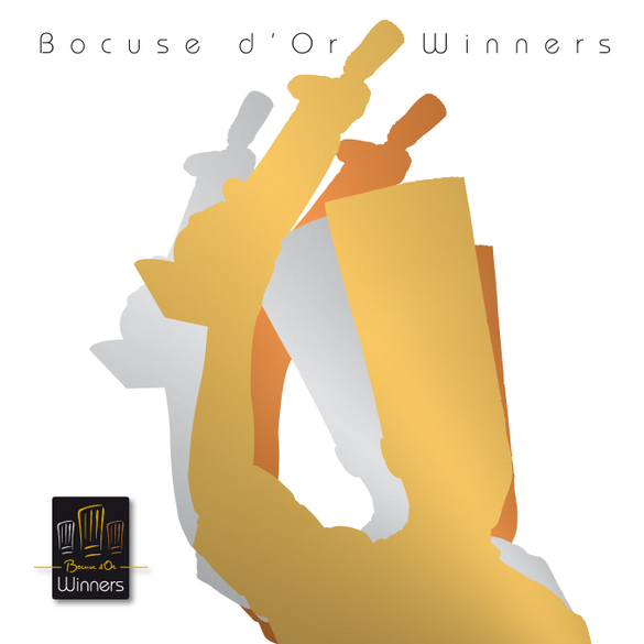 Bocuse d'Or Winners' new book available