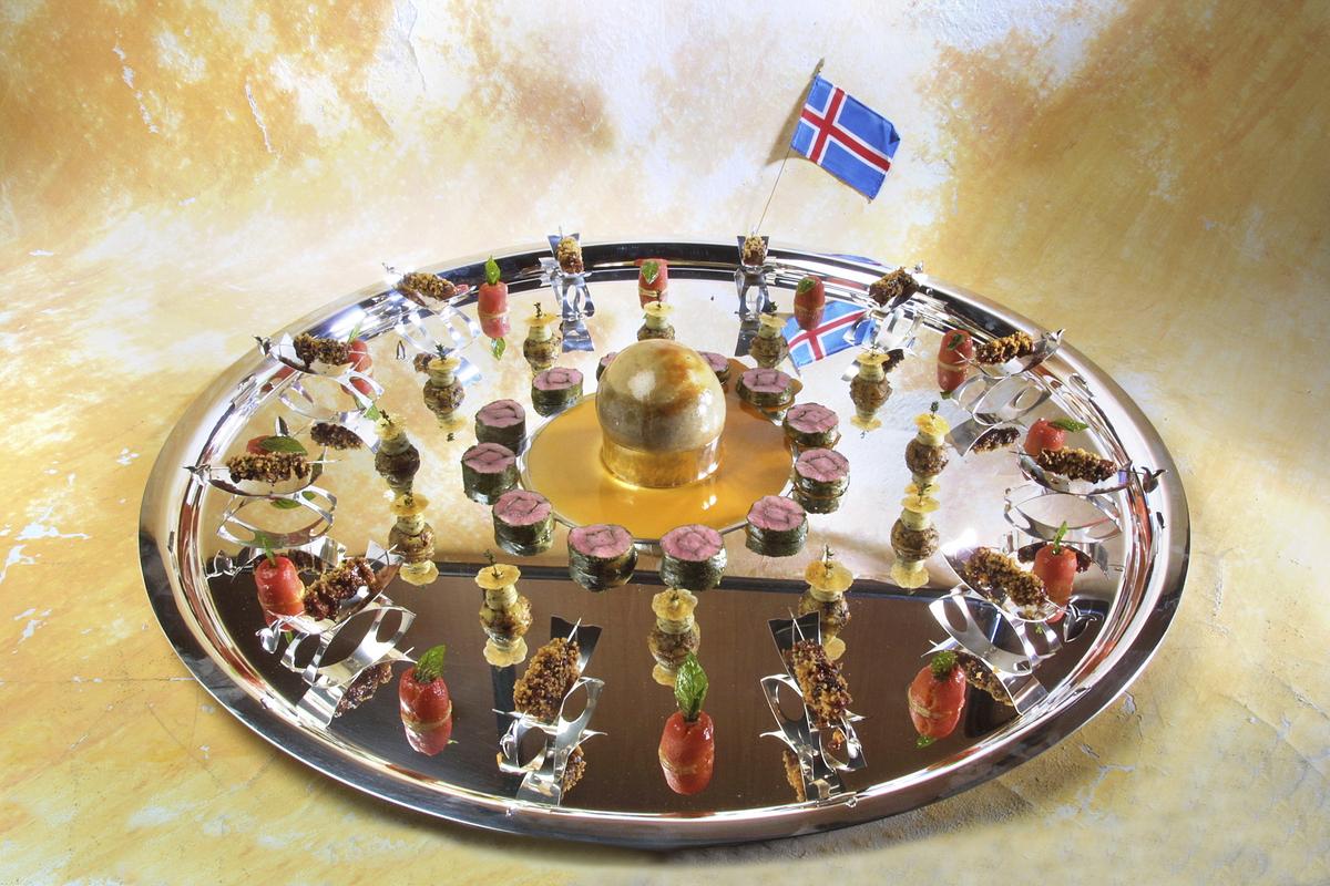 2001 Islande