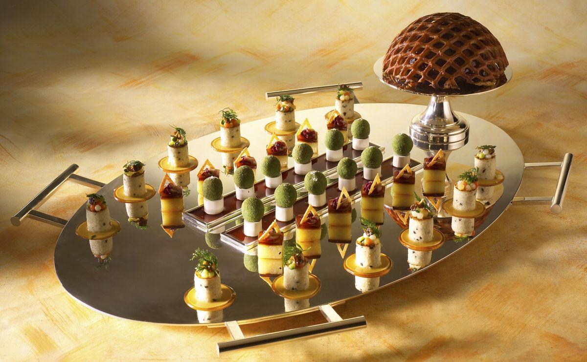 """Veau royal danois en huit façons """"Georges Roux"""""""